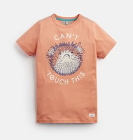 Joules Joules Ben Pufferfish T-Shirt
