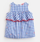 Joules Joules Alice Gingham Top