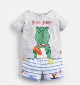 Joules Joules Barnacle Dino Star Set