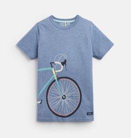Joules Joules Ben Bike T-Shirt