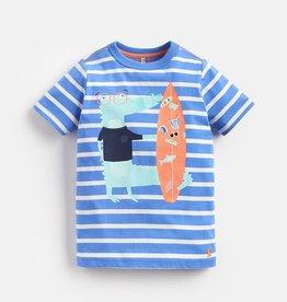 Joules Joules Ben Crocodile T-Shirt