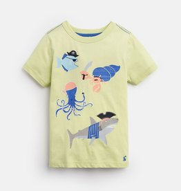 Joules Joules Ray Pirate Top