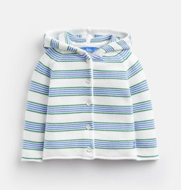 Joules Joules Vince Striped Hooded Jacket