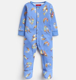 Joules Joules Ziggy Otters Printed Footie
