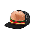 San Diego Hat Hamburger Cap
