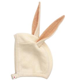 Meri Meri Meri Meri Peach Sparkle Bunny Baby Bonnet