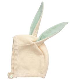 Meri Meri Meri Meri Mint Bunny Baby Bonnet