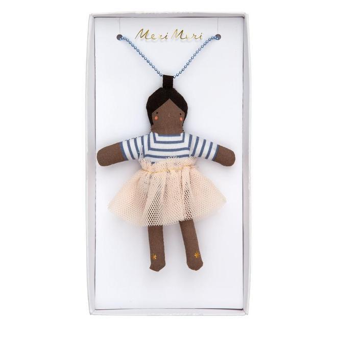 Meri Meri Meri Meri Ruby Doll Necklace