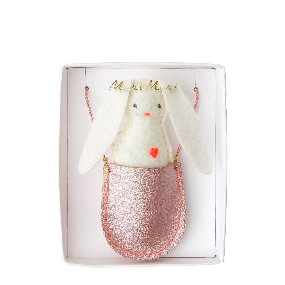 Meri Meri Meri Meri Bunny Pocket Necklace
