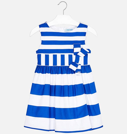 Mayoral Mayoral Striped Dress