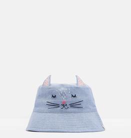 Joules Joules Cat Character Sun Hat