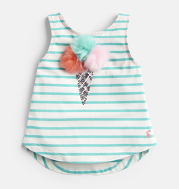 Joules Joules Lou Ice Cream Tank Top