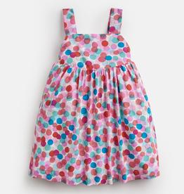 Joules Joules Joy Fairy Spot Dress
