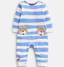 Joules Joules Fife Otter Applique Playsuit