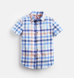 Joules Joules Sark Short Sleeve Check Shirt