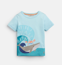 Joules Joules Archie Whale Top