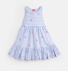 Joules Joules Juno Lobster Stripe Dress