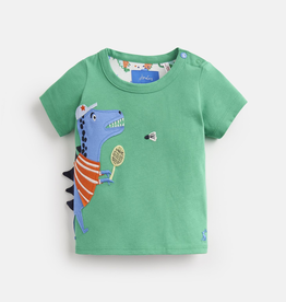 Joules Joules Archie Sport Dino Top