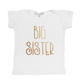 Sweet Wink Big Sister Tee Shirt