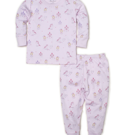 kissy kissy Kissy Kissy Unicorn Magic Print Pajama Set