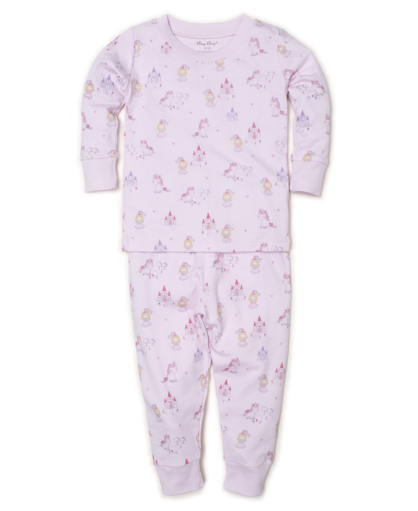 kissy kissy Kissy Kissy Unicorn Magic Print Pajama Set