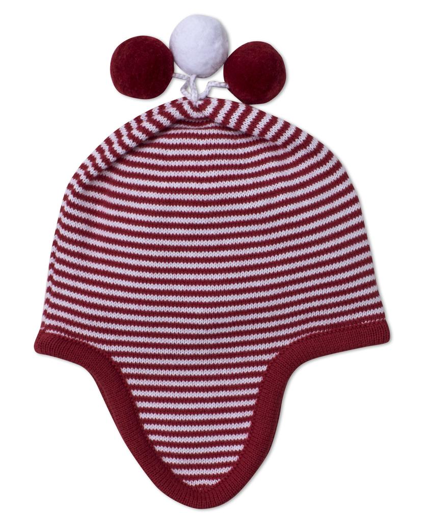 kissy kissy Kissy Kissy Reindeer Knit Hat