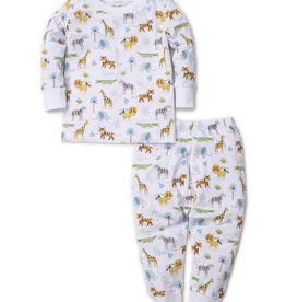 kissy kissy Kissy Kissy Jungle Junket Print Pajama Set