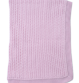 kissy kissy Kissy Kissy Cozy Cable Knit Blanket *more colors*