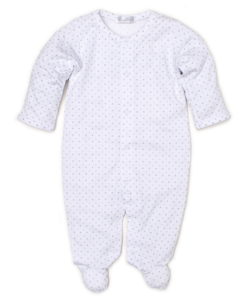 kissy kissy Kissy Kissy Bear-y-Cute Dot Footie *more colors*