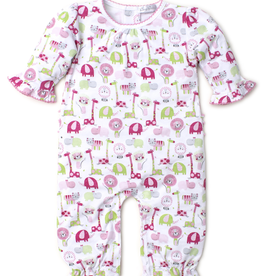 kissy kissy Kissy Kissy Jazzy Jungle Print Playsuit