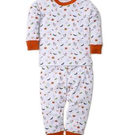 kissy kissy Kissy Kissy Fright Fest Print Pajama Set