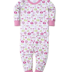 kissy kissy Kissy Kissy Jazzy Jungle Print Pajama Set *more colors*