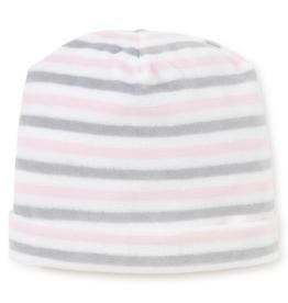 kissy kissy Kissy Kissy Baby Trunks Velour Striped Hat *more colors*