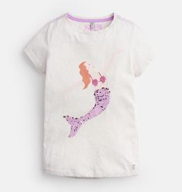 Joules Joules Astra Sequin Mermaid Top