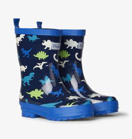 Hatley Hatley Dino Herd Shiny Rain Boots
