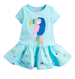 Joules Joules Katy Toucan Dress