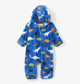 Hatley Hatley Dino Herd Fuzzy Fleece Baby Bundler