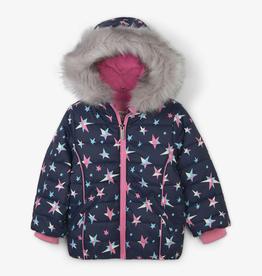 Hatley Hatley Twinkle Stars Puffer Coat