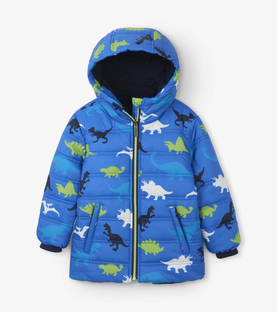 Hatley Hatley Dino Herd Puffer Coat