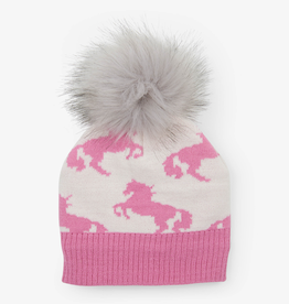 Hatley Hatley Playful Horses Winter Hat