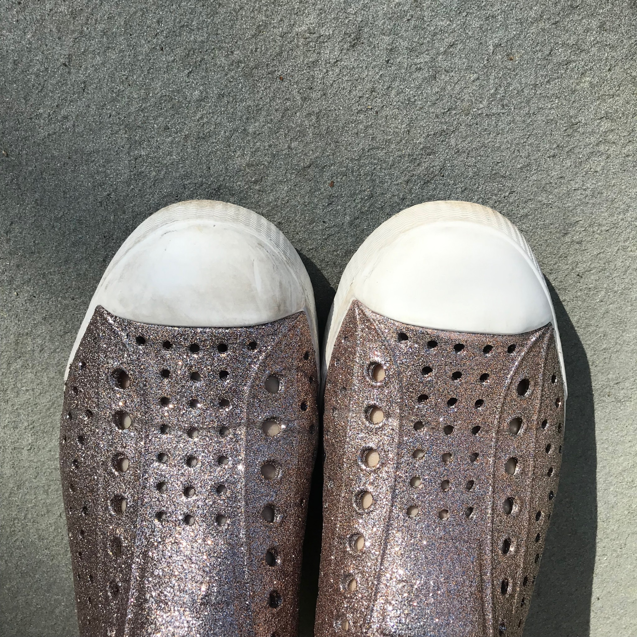 Cleaning your Native Shoes