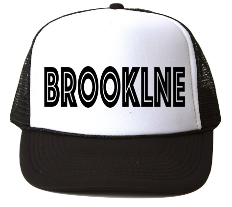 bubu Brookline Baseball Hat-Black Ink