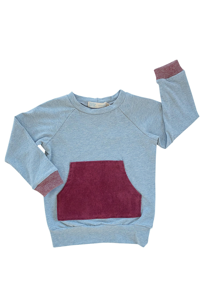 Thimble Thimble Raglan Pullover