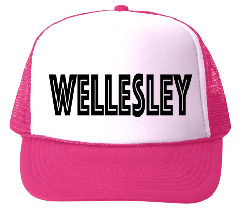 bubu Wellesley Baseball Hat-Black Ink