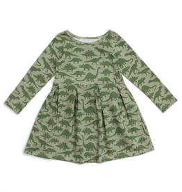 Winter Water Factory Winter Water Factory Dinosaurs Madison Dress