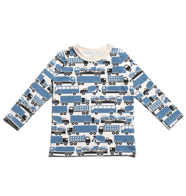 Winter Water Factory Winter Water Factory Big Rigs Long Sleeve Tee