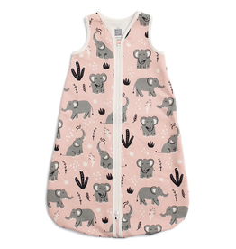 Winter Water Factory Winter Water Factory Elephants Organic Baby Sleep Bag