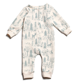 Winter Water Factory Winter Water Factory Winter Scenic French Terry Jumpsuit