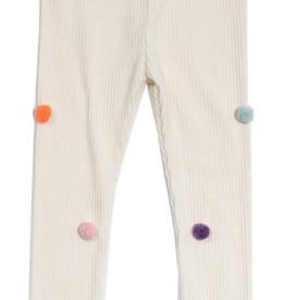 Petite Hailey Petite Hailey Pompom Leggings
