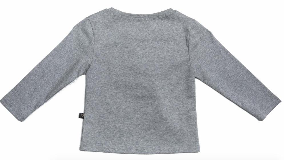 Petite Hailey Petite Hailey Unicorn Long Sleeve T-Shirt